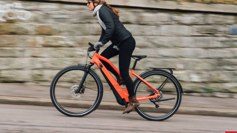 What E-Bikes Mean For Your Hard-Won Fitness